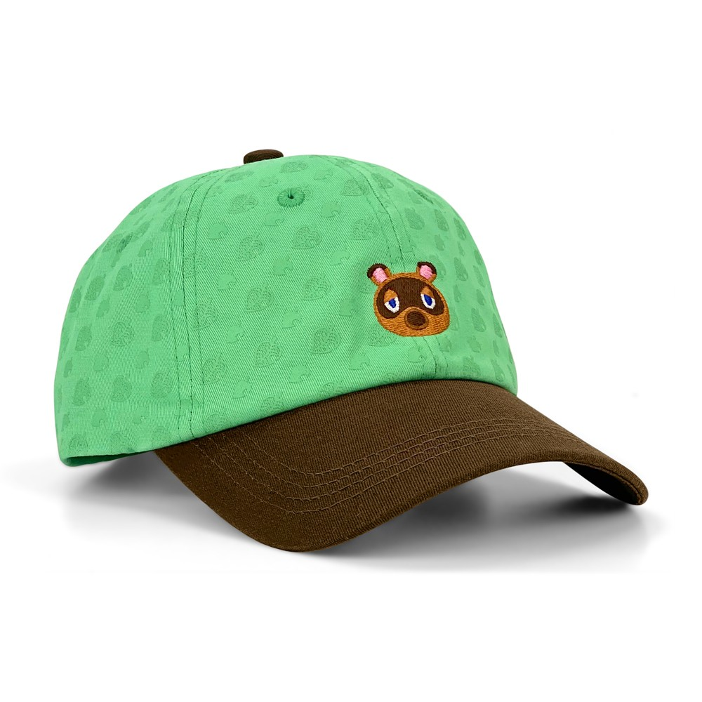 Animal Crossing Tom Nook Dad Hat Image 1