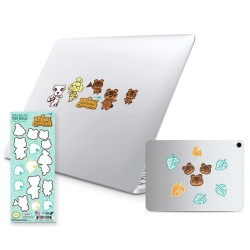 Animal Crossing: New Horizons - Tech Decal Set 2