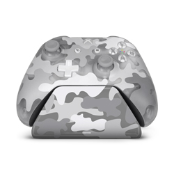 Arctic Camo Xbox Pro Charging Stand