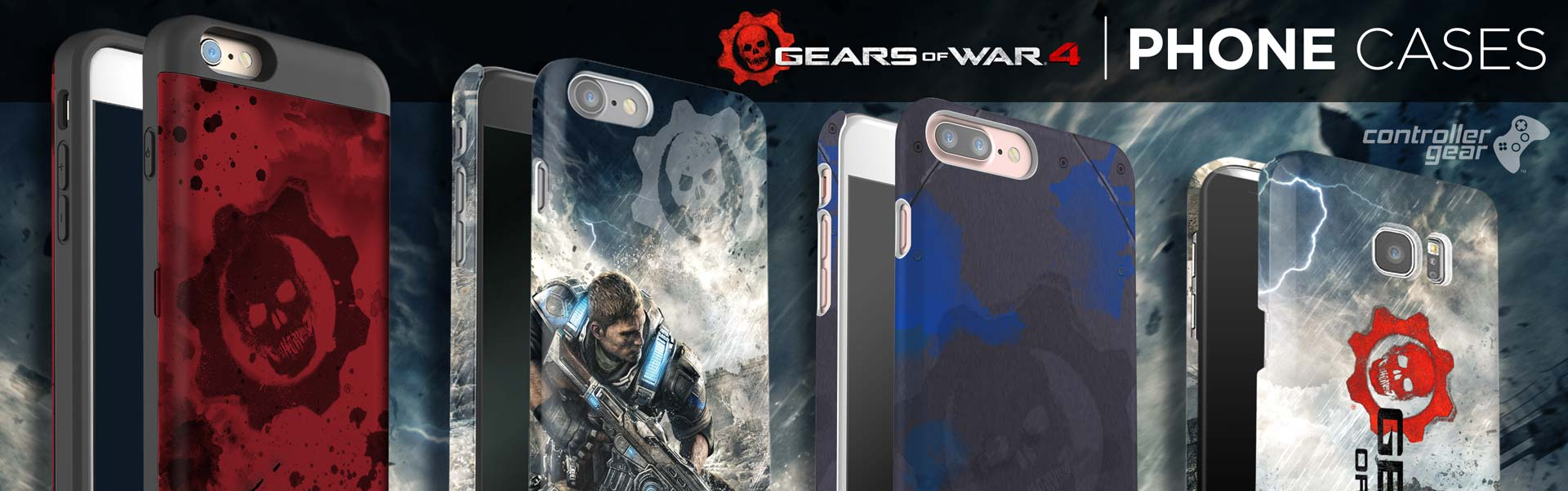 Gears of War 4 Phone Cases