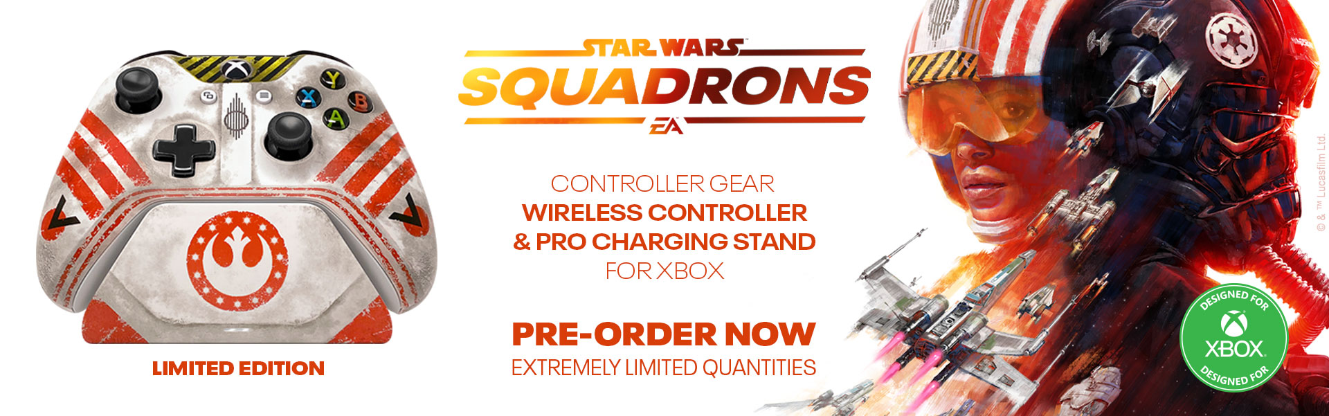 Star Wars x Controller Gear
