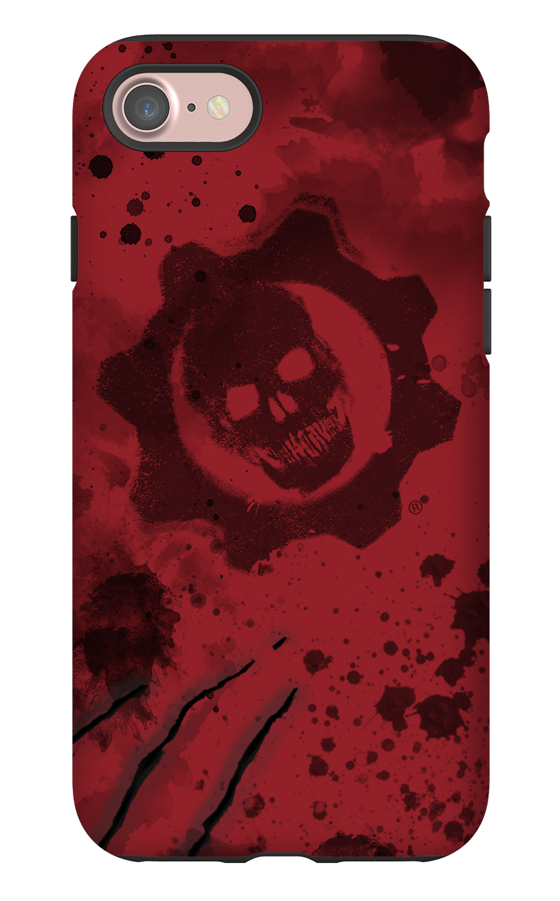 Gears of War 4: Crimson Omen iPhone 7 Tough Case Gloss