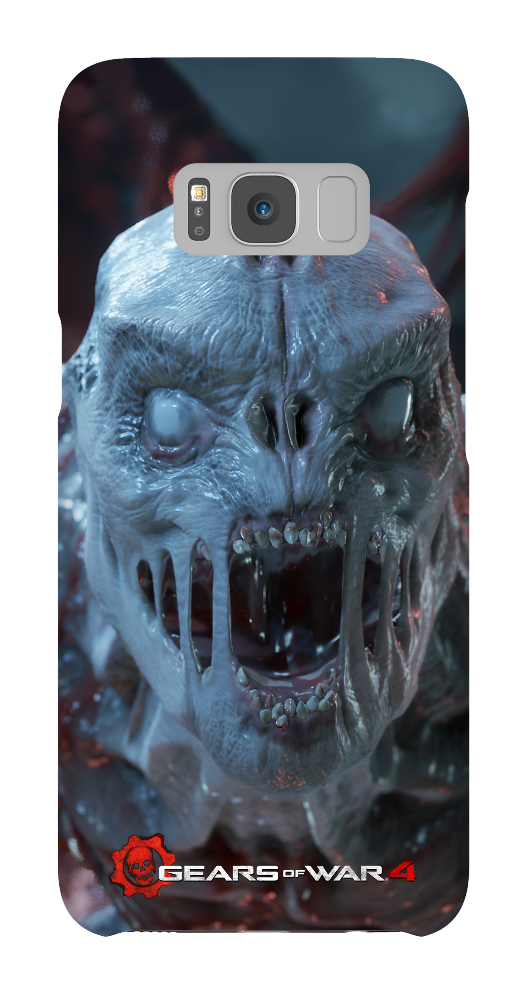 Gears of War 4: Juvie Galaxy S8 Snap Case Gloss