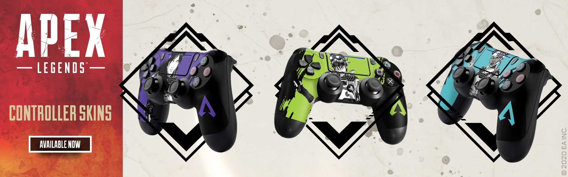 Apex Legends x Controller Gear