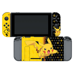 Pokémon/Nintendo Switch Skin - Pikachu Set 1