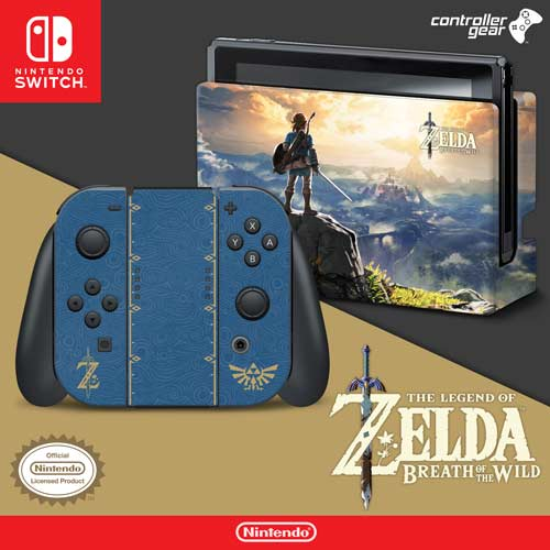 Legend Of Zelda Botw